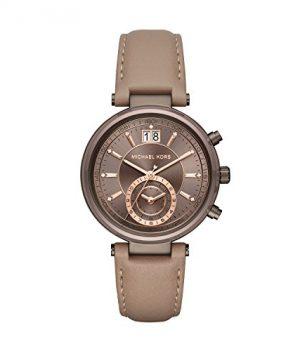 Michael Kors Uhr | Armbanduhr Michael Kors | Damenuhr Michael Kors | brauen damenuhr | armbanduhr braun