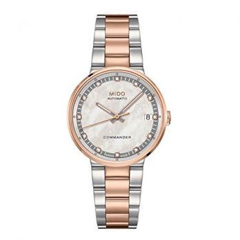 Mido Uhr | Armbanduhr Mido | Damenuhr Mido | analog-automatik armbanduhr damen