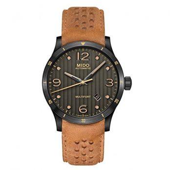 Mido Uhr | Armbanduhr Mido | Herrenuhr Mido | Lederarmbanduhr