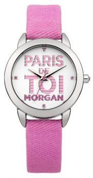 Morgan Uhr | Armbanduhr Morgan | Damenuhr Morgan | Rosa armbanduhr | damenuhr rosa