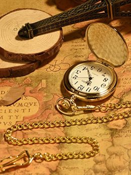 Taschenuhr | Goldene Taschenuhr