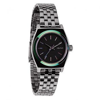 Nixon Uhr | Armbanduhr Nixon | Damenuhr Nixon | armbanduhr mit schmalem gliederarmband | schmale armbanduhr