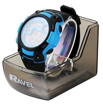 Digitale Armbanduhr | Armabanduhr Digital | schwarze digitale Armbanduhr