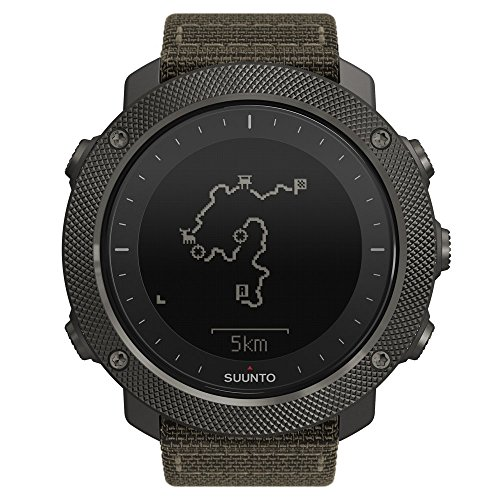 suunto traverse alpha gps outdoor uhr zum angeln jagen. Black Bedroom Furniture Sets. Home Design Ideas