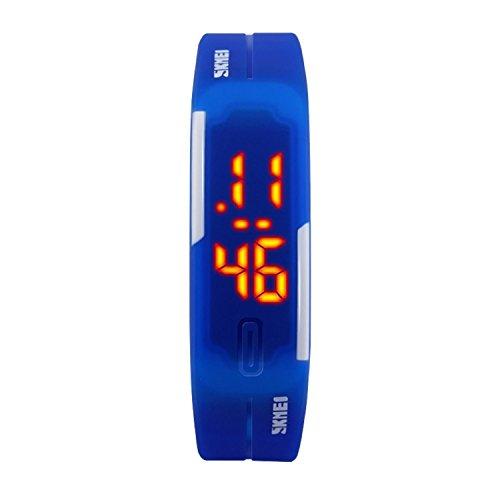 ttlife 1099 armbanduhr sportuhr digitaluhr wasserdicht. Black Bedroom Furniture Sets. Home Design Ideas