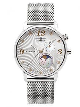 Uhr mit Milanaiseband | Damenuhr silber Uhren mit Milanaiseband