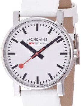 Mondaine Uhr | Armbanduhr Mondaine | weiße armbanduhr