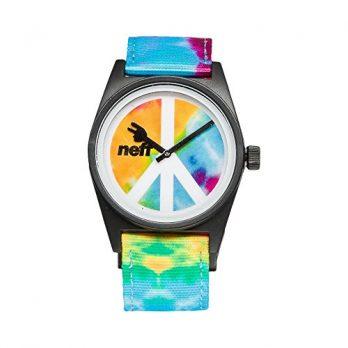 Neff Uhr | Armbanduhr Neff | Herrenuhr Neff | bunte armbanduhr