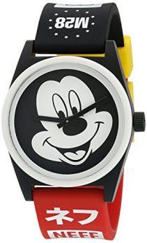 Neff Uhr | Armbanduhr Neff | Disney Motiv Armbanduhr