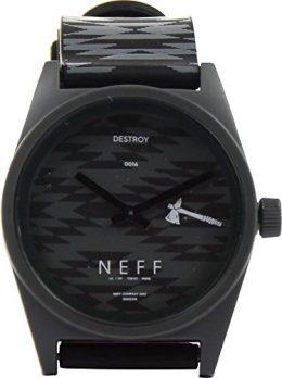 Neff Uhr | Armbanduhr Neff | Schwarze Armbanduhr