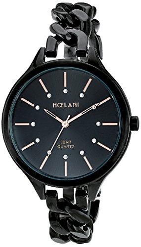NoelaniUhr | Armbanduhr Noelani| Damenuhr Noelani | schwrze armbanduhr damen