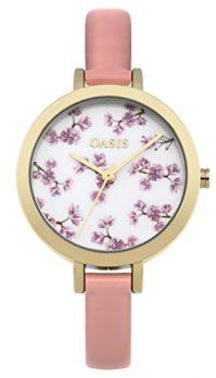 Oasis Uhr | Armbanduhr Oasis | Damenuhr Oasis | damenuhr mit weißem ziffernblatt