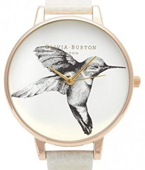 Olivia Burton Uhr | Armbanduhr Olivia Burton | Damenuhr Olivia Burton | Damenuhr weiß | weiße armbanduhr | creme Armbanduhr