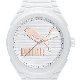 Puma Uhr | Armbanduhr Puma | Weiße armbanduhr