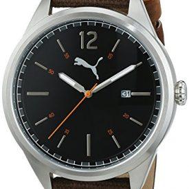 Puma Uhr | Armbanduhr Puma | Herrenuhr Puma | Braune armbanduhr