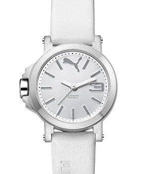 Puma Uhr   Armbanduhr Puma   Weiße Puma Armbanduhr