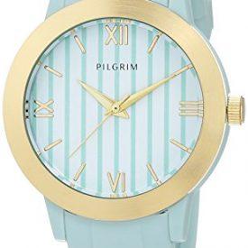 Pilgrim Uhr | Armbanduhr Pilgrim | Damenuhr Pilgrim | hellblaue armbanduhr | damenuhr hellblau