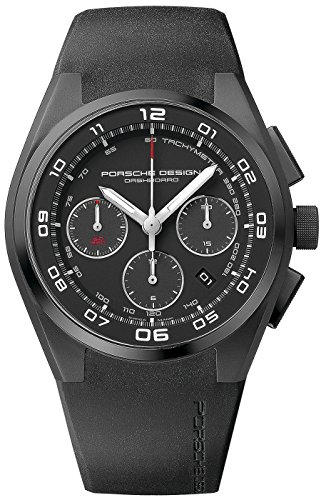 porsche design dashboard automatik uhr chronograph titan. Black Bedroom Furniture Sets. Home Design Ideas