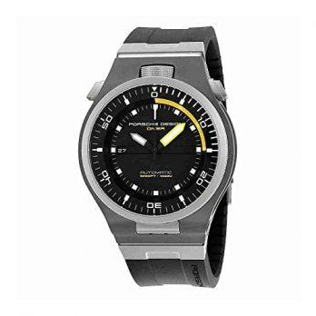 Porsche Uhr | Armbanduhr Porsche | Herrenuhr Porsche | Armbanduhr mit gelb