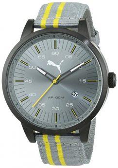 Puma Uhr | Armbanduhr Puma | Herrenuhr Porsche | Armbanduhr mit Stoffband