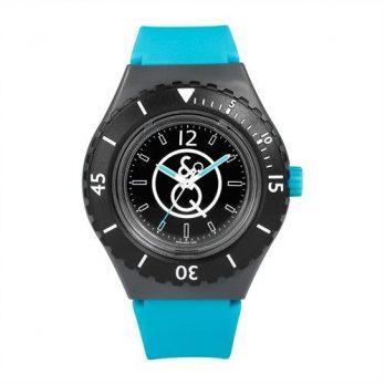 Quest & Quality Uhr | Armbanduhr Quest & Quality | hellblaue armbanduhr | Solaruhr | Armbanduhr mit Solarfunktion