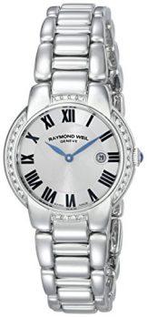 Raymond Weil Uhr | Armbanduhr Raymond Weil | Damenuhr Raymond Weil |  damenarmbanduhr mit blauen zeigern