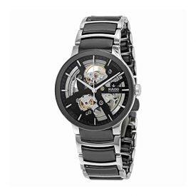 Rado Uhr | Armbanduhr Rado | Herrenuhr Rado | schwarze edelstahl armbanduhr | herren armbanduhr schwarz keramik