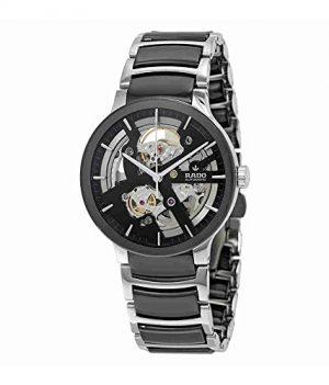 Rado Uhr   Armbanduhr Rado   Herrenuhr Rado   schwarze edelstahl armbanduhr   herren armbanduhr schwarz keramik