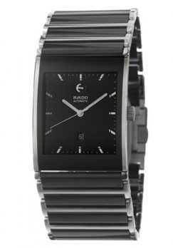 Rado Uhr | Armbanduhr Rado  | Herrenuhr Rado  |  schwarze edelstahl armbanduhr | herren armbanduhr schwarz edelstahl | automatikuhr herrne