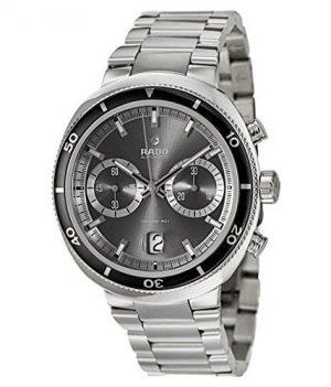 Rado Uhr   Armbanduhr Rado   Herrenuhr Rado   schwarze edelstahl armbanduhr   herren armbanduhr automatik