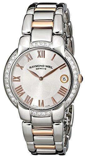 Raymond Weil Uhr   Armbanduhr Raymond Weil   Damenuhr Raymond Weil   Edelstahl damen armbanduhr