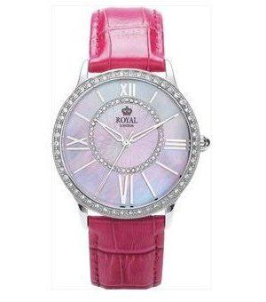 Royal London Uhr   Armbanduhr Royal London   Damenuhr Royal London   Damenuhr Rosa   rosa armbanduhr