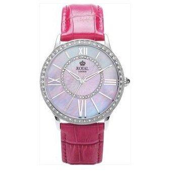 Royal London Uhr | Armbanduhr Royal London | Damenuhr Royal London |  Damenuhr Rosa | rosa armbanduhr