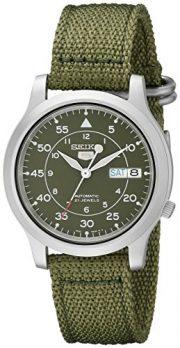 Seiko Uhr | Armbanduhr Seiko | grüne armbanduhr