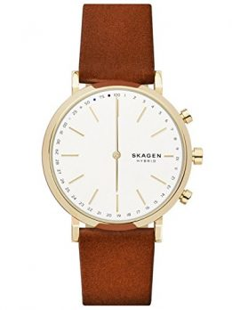 Skagen Uhr | Armbanduhr Skagen | Damenuhr Skagen | Lederarmbanduhr damen