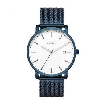 Skagen Uhr | Armbanduhr Skagen | Herrenuhr Skagen | dunkelblaues armbanduhr