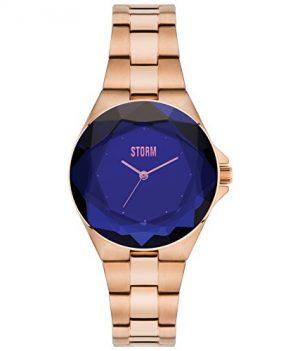 Storm London Uhr | Armbanduhr Storm London | Damenuhr Storm London | Damenuhr mit blauem ziffernblatt