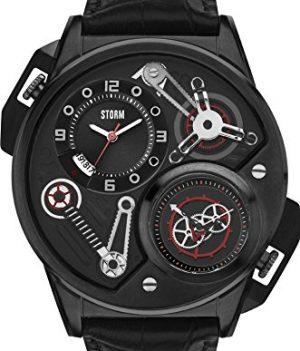 Storm London Uhr | Armbanduhr Storm London | Herrenuhr Storm London | schwarze Herrenuhr | armbanduhr schwarz