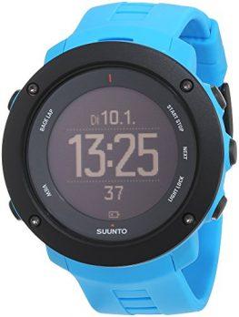 Suunto Uhr | Armbanduhr mit Routennavigation und Track Back |  Herzfrequenzmesser & Brustgurt