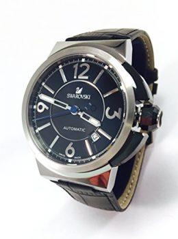 Swarovski Uhr | Armbanduhr Swarovski | Herrenuhr Swarovski | herrenarmbanduhr Leder