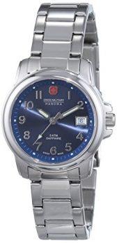Swiss Military Hanowa Uhr | Armbanduhr Swiss Military Hanowa | Herrenuhr Swiss Military Hanowa | edelstahl armbanduhr | herren armbanduhr silber-blau