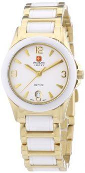 Swiss Military Hanowa Uhr | Armbanduhr Swiss Military Hanowa | Damenuhr Swiss Military Hanowa | analog-quarz armbanduhr