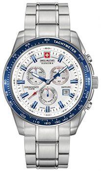 Swiss Military Hanowa Uhr | Armbanduhr Swiss Military Hanowa | Herrenuhr Swiss Military Hanowa | edelstahl armbanduhr | chronographarmbanduhr