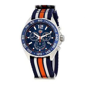 Tag Heuer Uhr | Armbanduhr Tag Heuer | Herrenuhr Tag Heuer | blaue armbanduhr