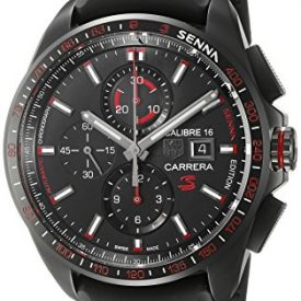 Tag Heuer Uhr | Armbanduhr Tag Heuer | Herrenuhr Tag Heuer | schwarze armbanduhr