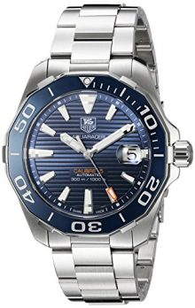 Tag Heuer Uhr | Armbanduhr Tag Heuer | Herrenuhr Tag Heuer | automatik Uhr herren | silberne armbanduhr