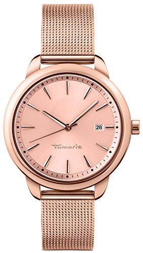 Tamaris Uhr | Armbanduhr Tamaris | Damenuhr Tamaris | Rosagold Edelstahl armbanduhr damen