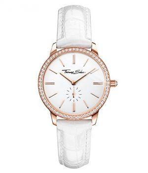 Thomas Sabo Uhr | Armbanduhr Thomas Sabo | Damenuhr Thomas Sabo | weiße damen armbanduhr