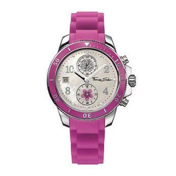 Thomas Sabo Uhr | Armbanduhr Thomas Sabo | Damenuhr Thomas Sabo | knallige armbanduhr damen | silikonarmbanduhr