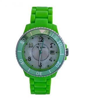 Thomas Sabo Uhr | Armbanduhr Thomas Sabo | Damenuhr Thomas Sabo | knallige farbige damen armbanduhr | grüne armbanduhr
